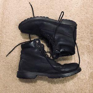 Timberland 6 Eye Boots